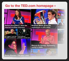 TED.com Talks catalog